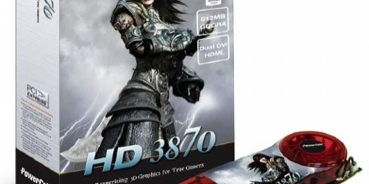 ATI Radeon HD 3800 ya esta aqui!!
