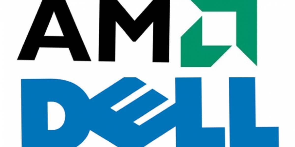 Dell estaría interesada en comprar AMD