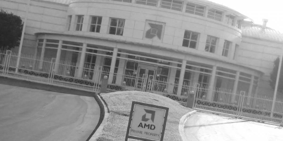 AMD reporta magros resultados financieros
