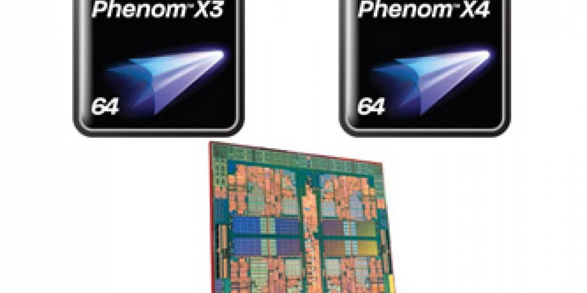 AMD presenta nuevos procesadores Phenom-enales!