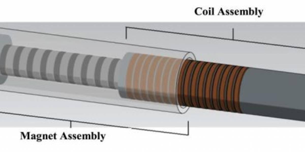 Amortiguador regenerativo producirá  256W
