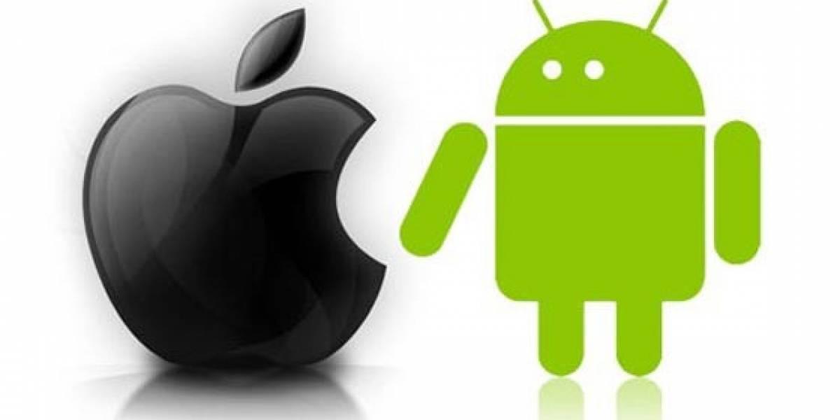 Según Symantec, iOS es más seguro que Android