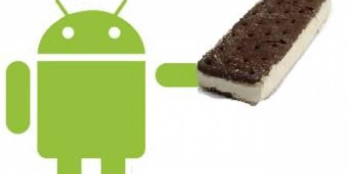 Los primeros dispositivos con Ice Cream Sandwich podrían llegar en octubre