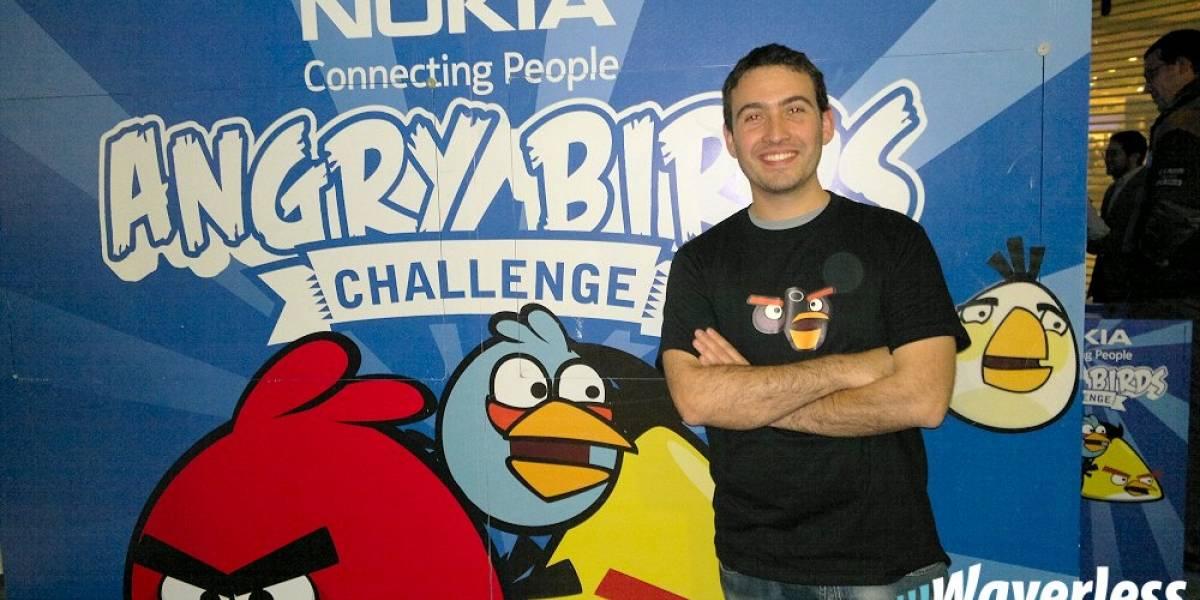 Finaliza el primer campeonato nacional de Angry Birds con un feliz ganador