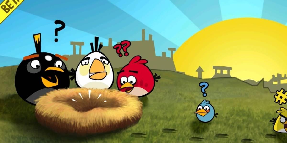 Angry Birds llegará a PlayStation 3 y PSP