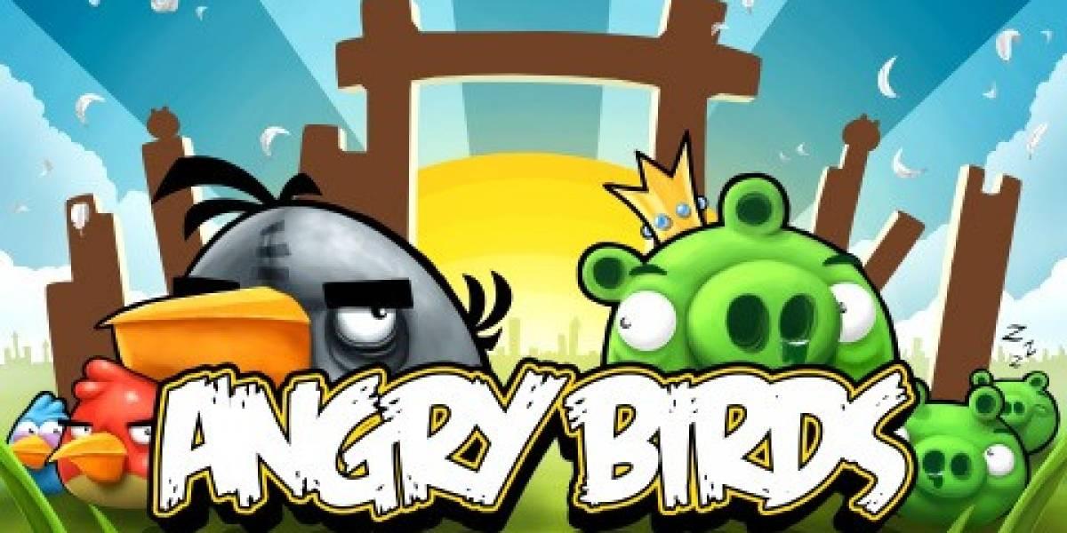Angry Birds: 350 millones de descargas... y continúa
