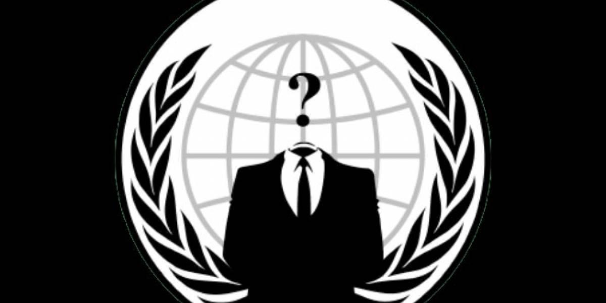 Anonymous en guerra con empresa que registró su logo como marca