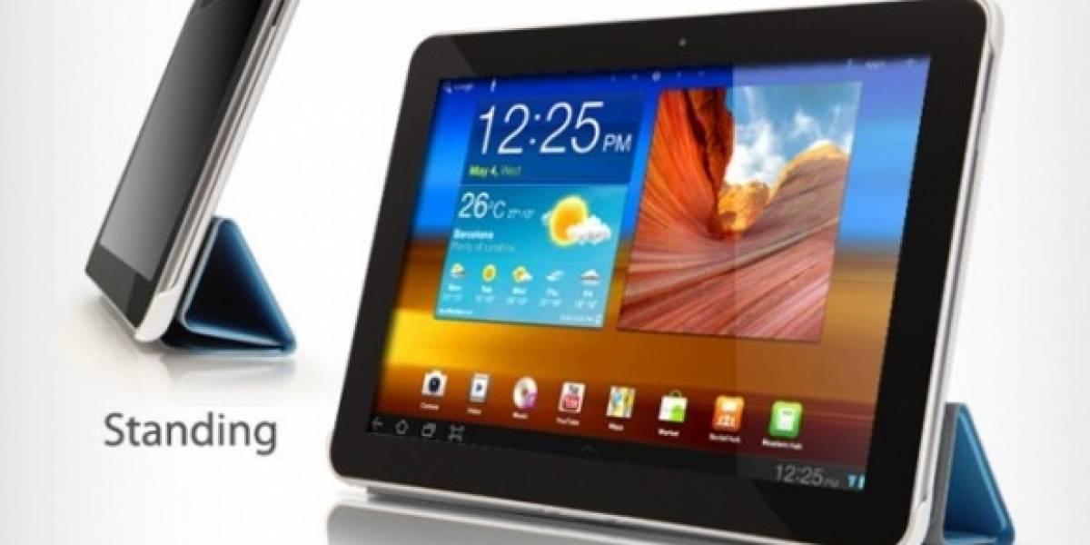 Samsung asegura que la Smart Case de Anymode no tiene certificación de diseño