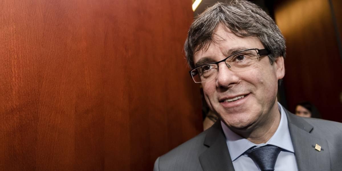 Gobierno español inicia proceso para impugnar candidatura de Puigdemont