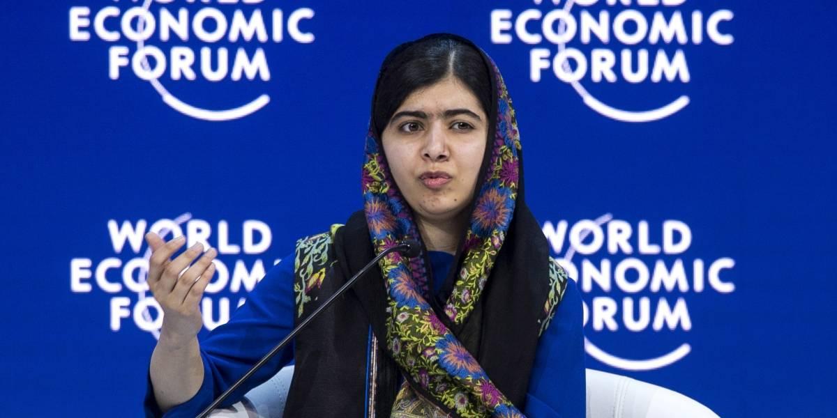 Presidentes como Trump no pueden ver a las mujeres como iguales: Malala