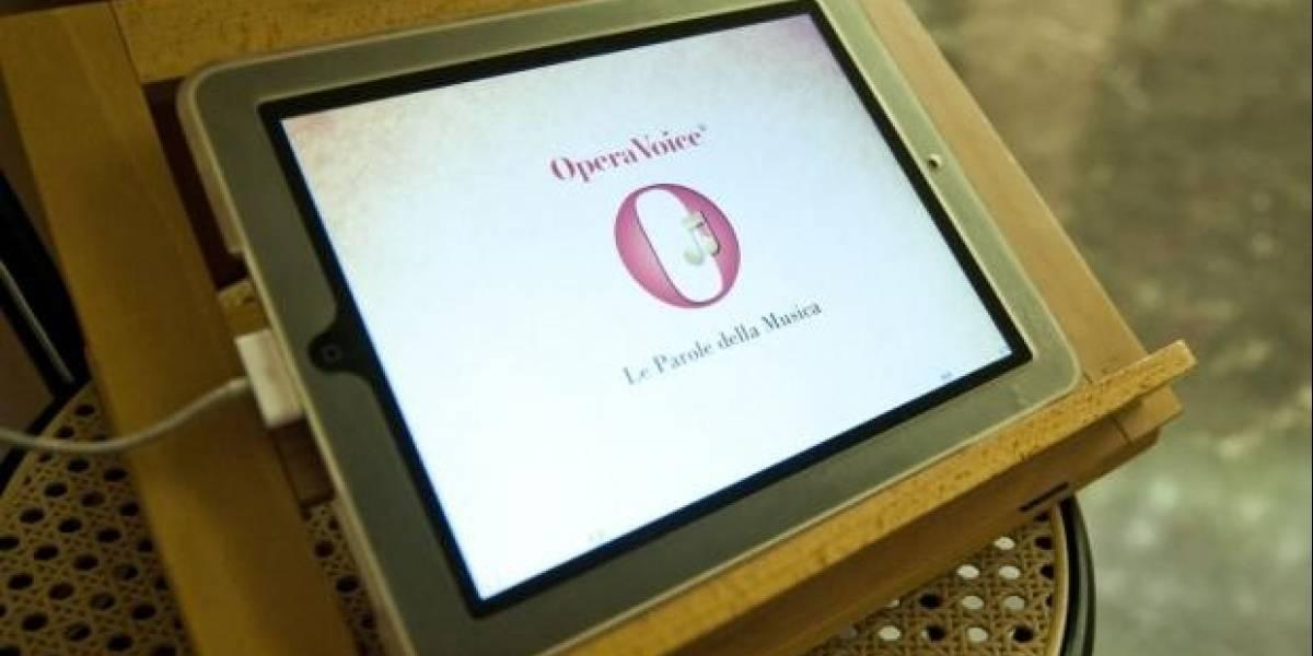 Enciende tu smartphone en la Opera