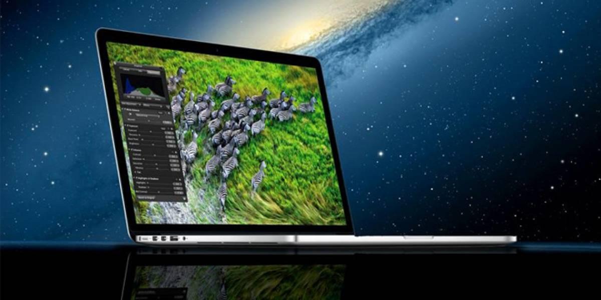 Futurología: En junio todos los MacBook Pro tendrán Retina Display