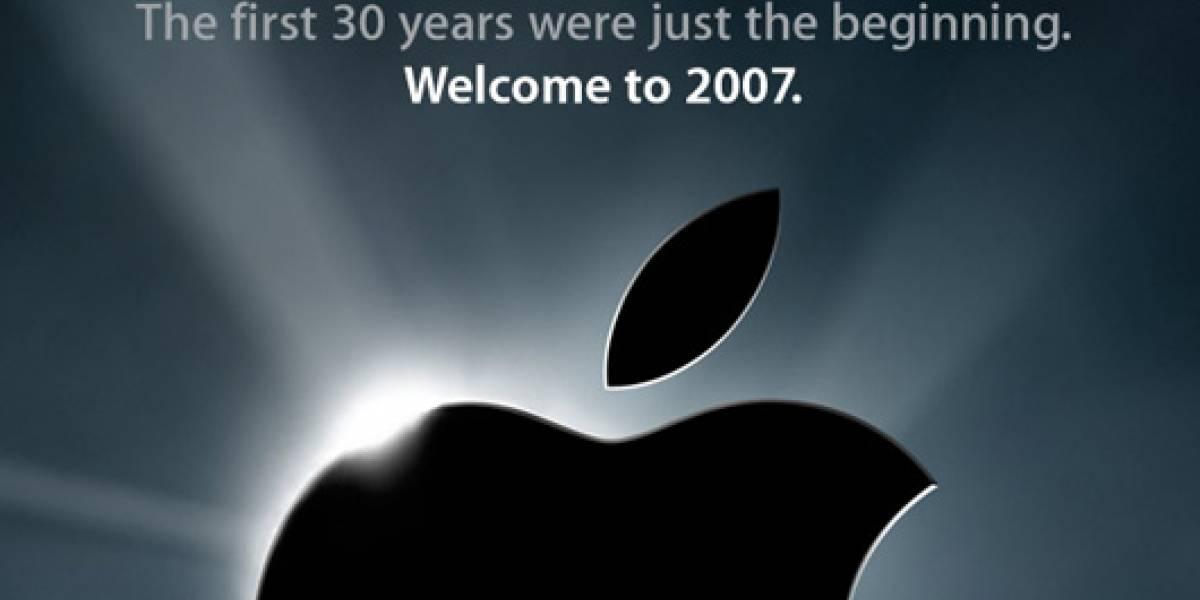 MWSF07: ¿Leopard, iPod Video, iPhone, iTV?