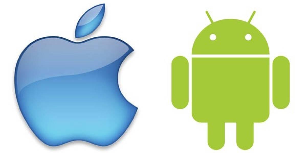 iOS y Android continúan ganando terreno en EE.UU