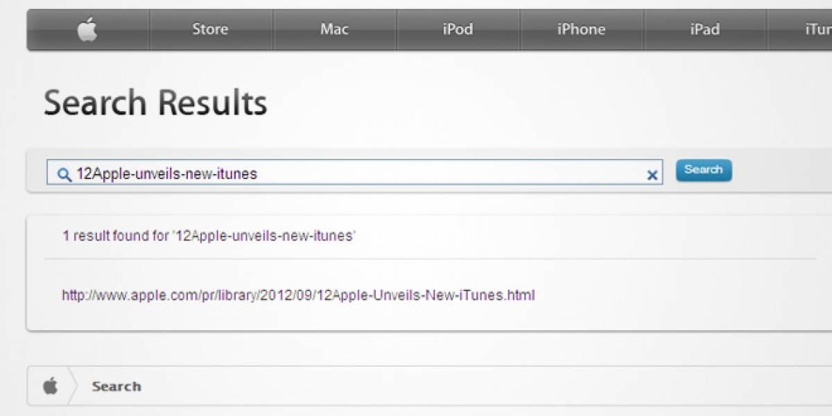 Apple lanzaría una nueva versión de iTunes hoy