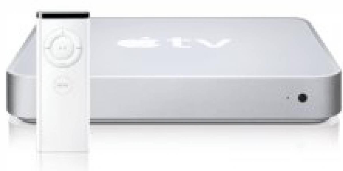 Apple TV corre sobre un MacBook