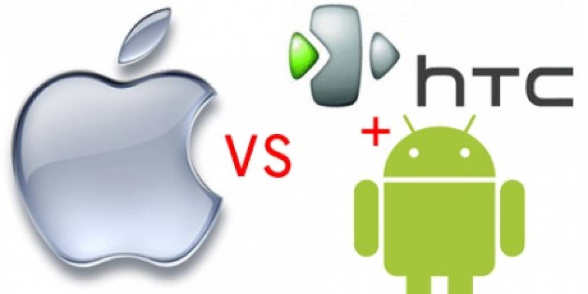 HTC acusa a Apple de infringir tres patentes para producir sus Mac, iPhone e iPad