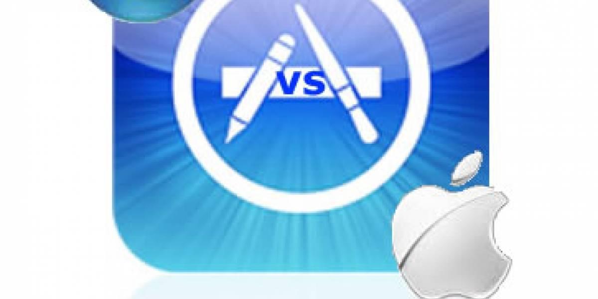 """Microsoft enfrenta a Apple por liberación de la marca """"App Store"""""""