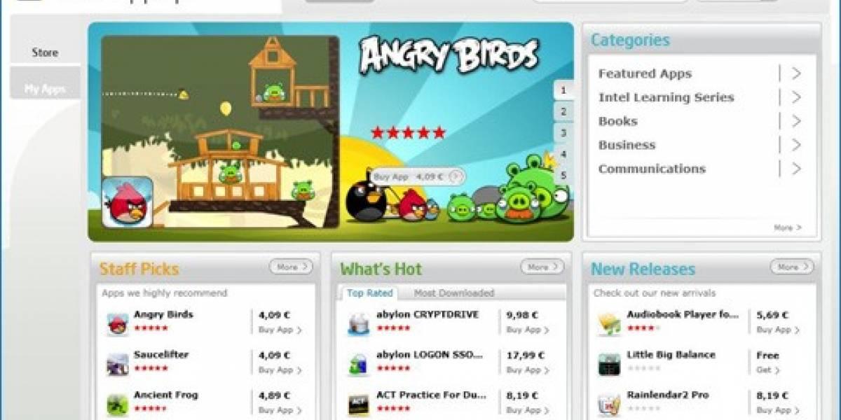 La espera terminó, Angry Birds llega a Windows