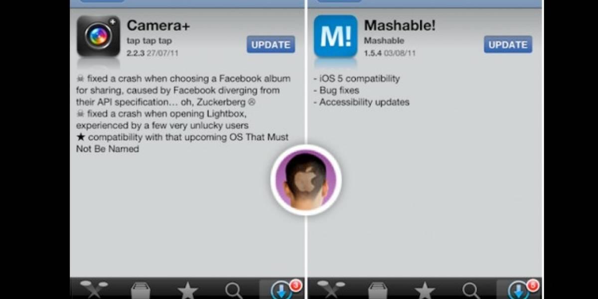 iOS 5 está al caer