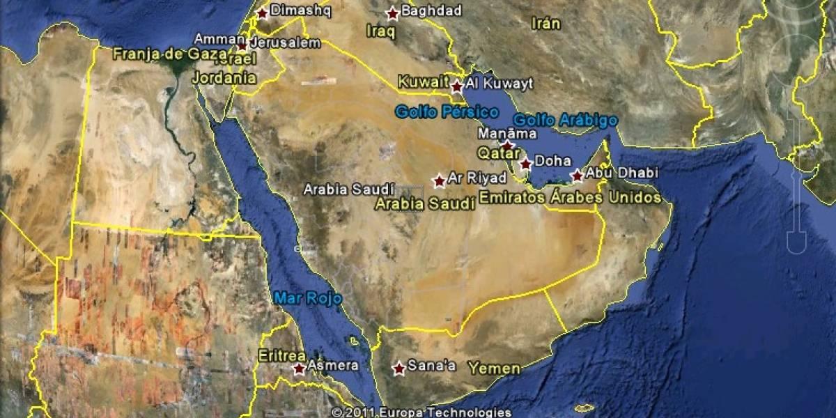 Encuentran más de dos mil sitios arqueológicos utilizando Google Earth