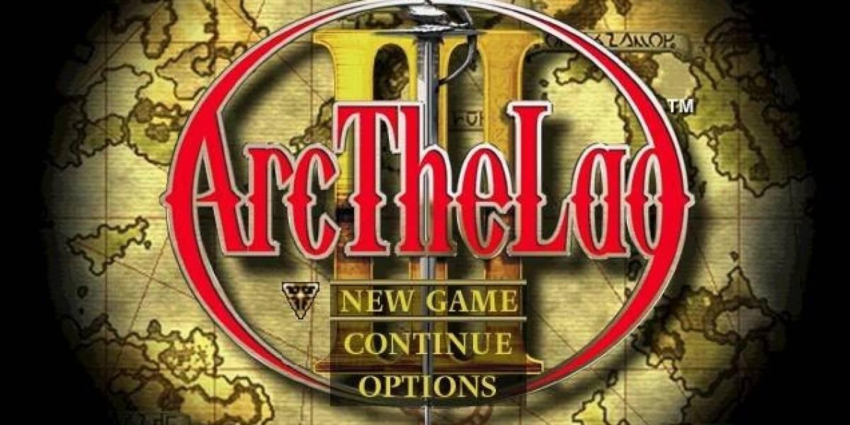 Arc the Lad III ya está disponible en la PlayStation Store