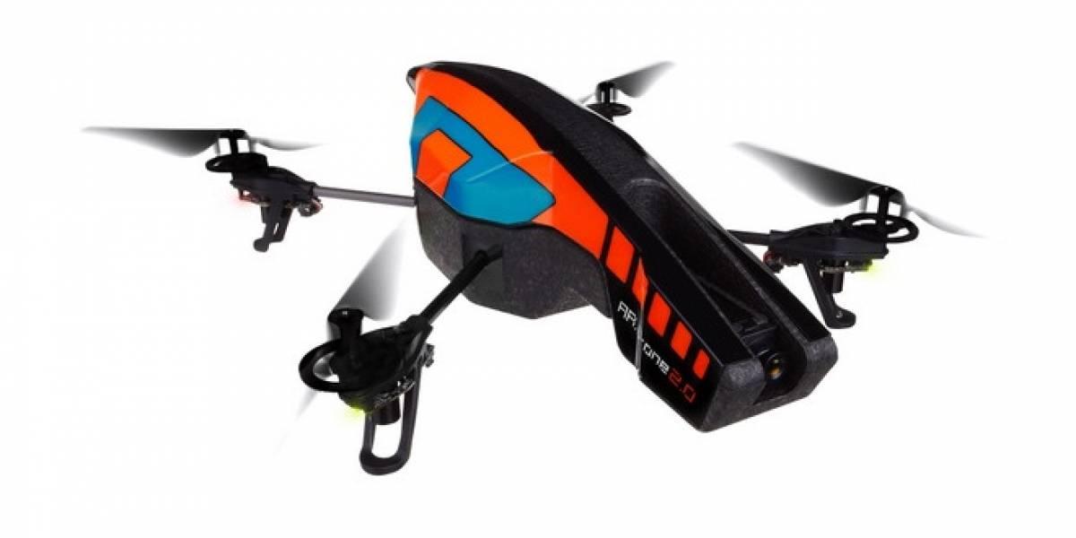CES 2013: Parrot anuncia una caja negra para el AR.Drone 2, nueva app y batería de mayor duración