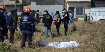 Asesinan a José Alejandro Mejía Alvarado