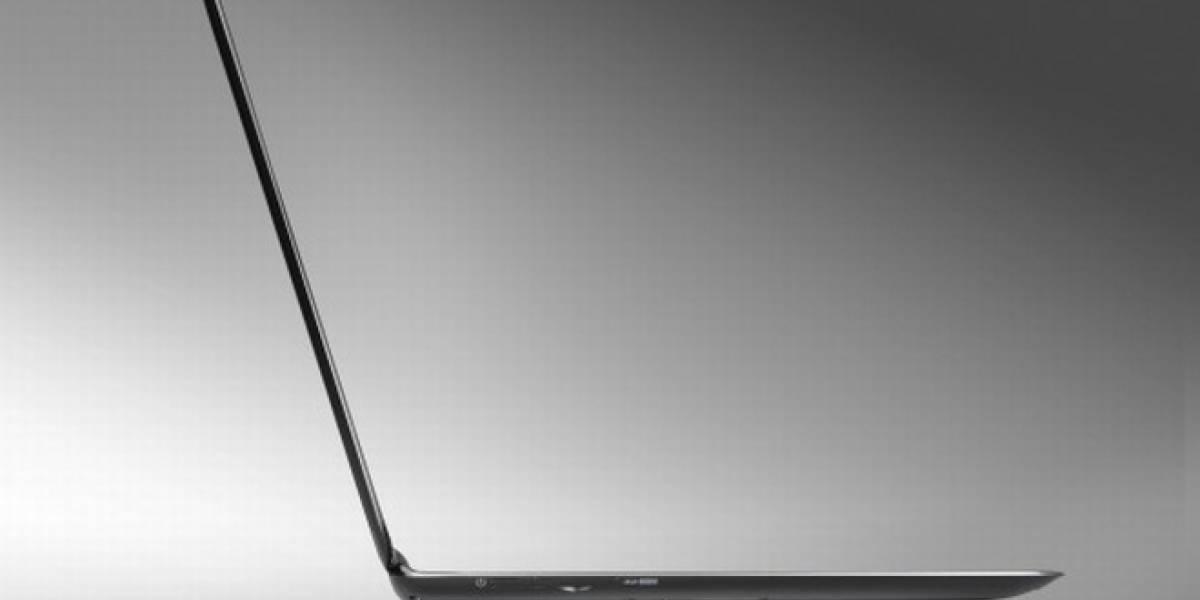 CES 2012: Acer anuncia su Aspire S5, el ultrabook más delgado del mundo