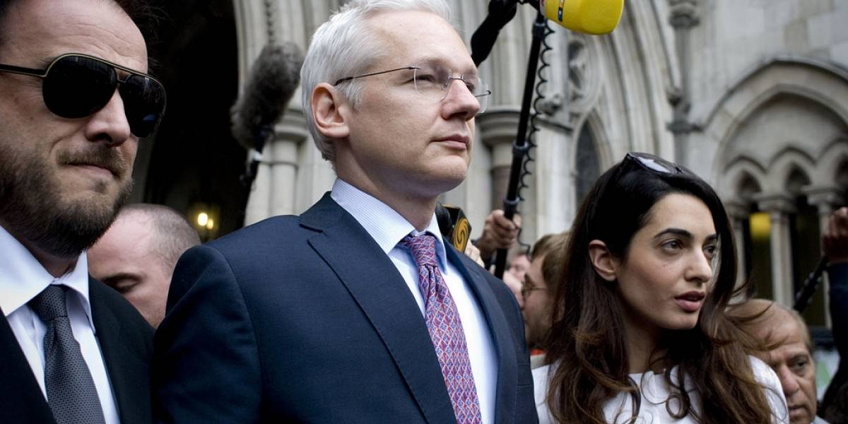 Julian Assange publicará libro sobre la libertad y el futuro de internet