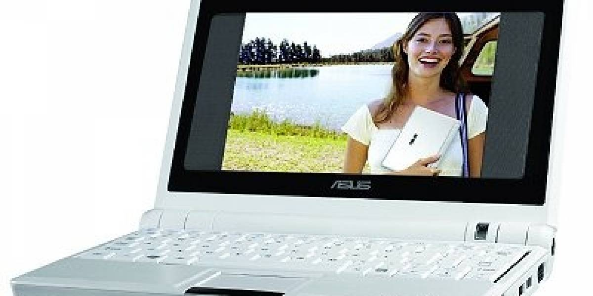 Asus presenta 'Eee PC' portátil a US$199