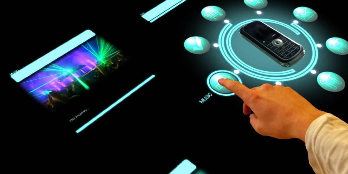 Sony planea una versión comercial de atracTable para competir con Surface