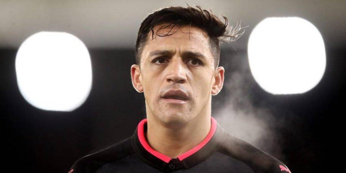 Alexis se perdió un control antidoping por culpa de Arsenal y tendrá que dar explicaciones a la UEFA