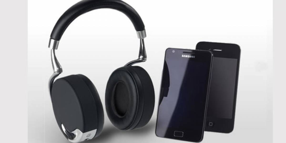 CES 2012: Parrot presenta sus auriculares ZIK con Bluetooth y NFC