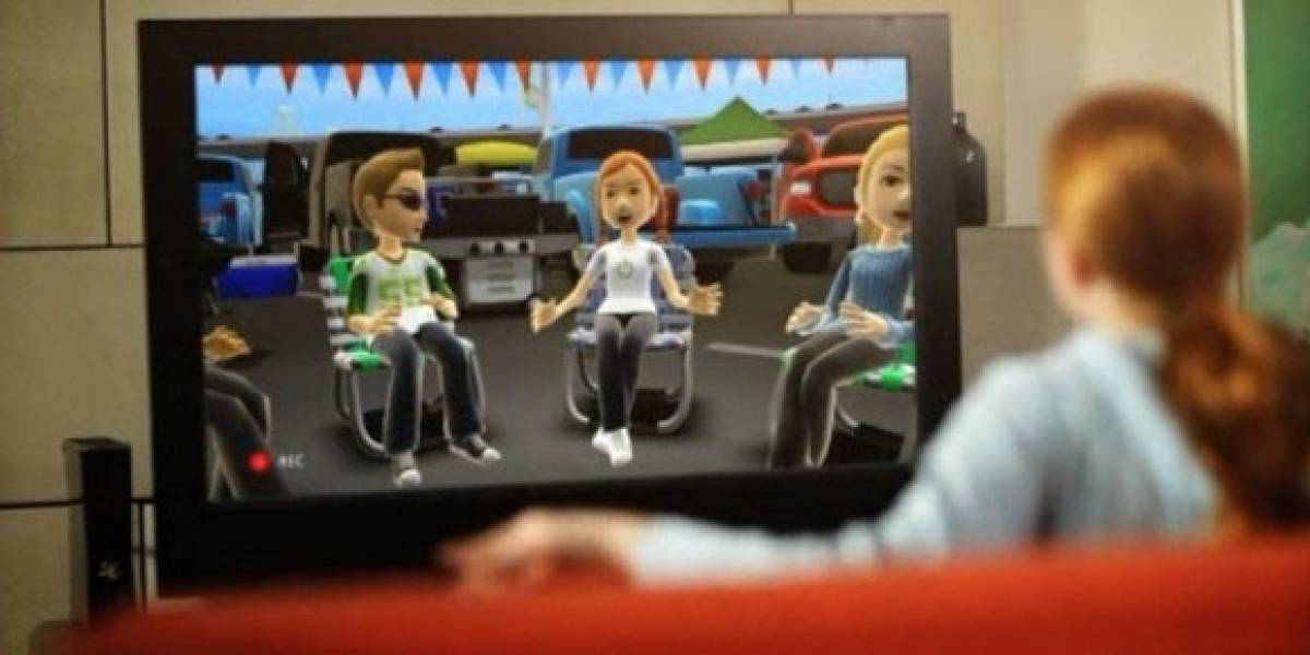Avatar Kinect es mostrado en acción