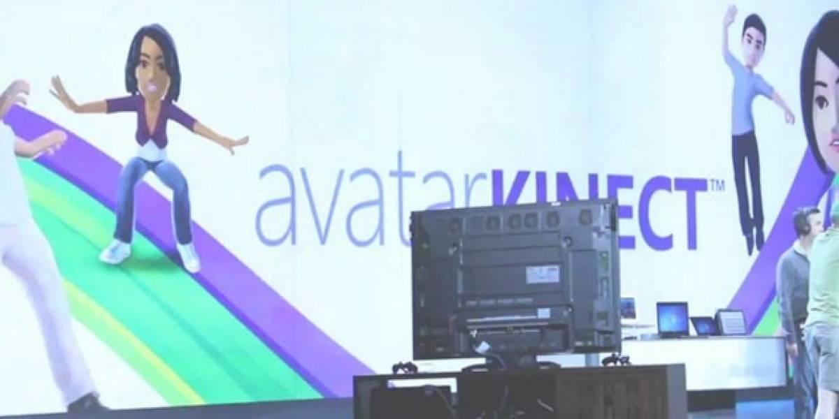 Futurología: Avatar Kinect se revelará en el CES 2011