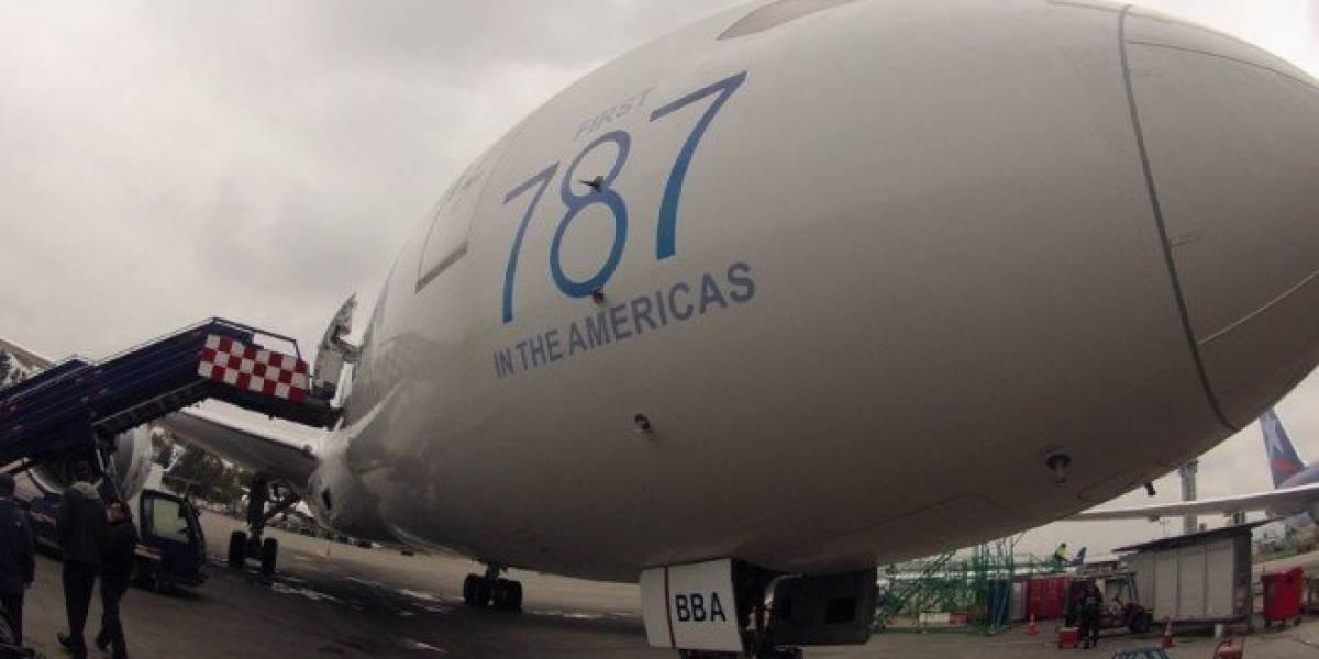 Problema en las baterías complica a los Boeing 787, aerolíneas dejan de volarlos