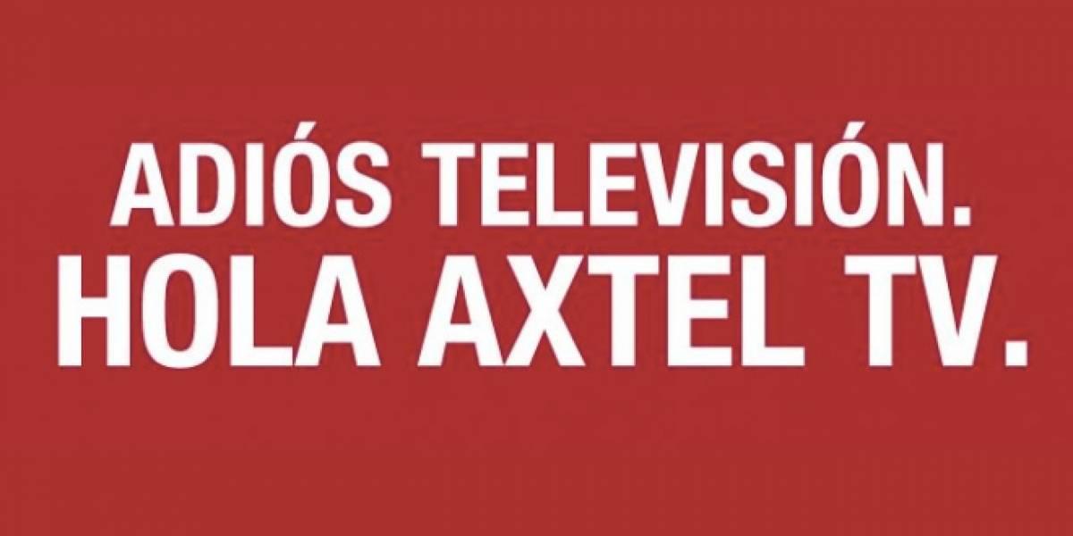 México: Axtel lanza su servicio de televisión de pago Axtel TV