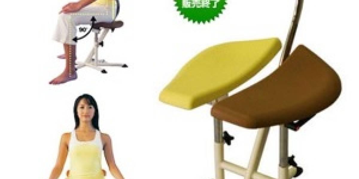 Impresentable: Ayur, la silla pensada para tus posaderas
