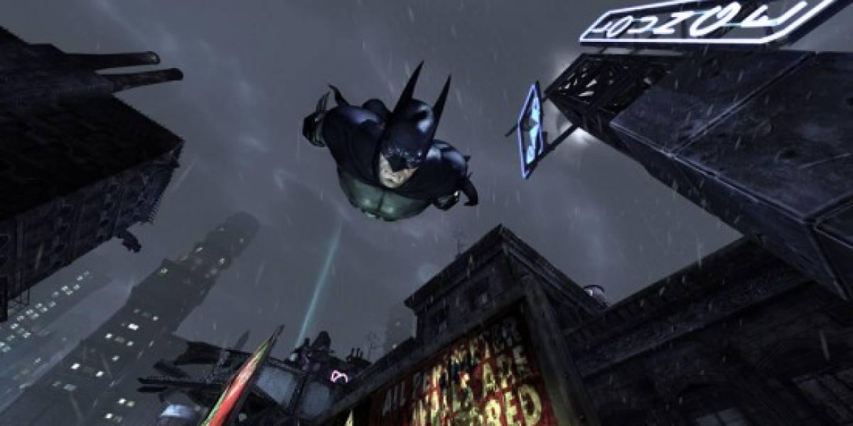 Batman: Arkham City posiblemente tendrá pistas para el siguiente juego
