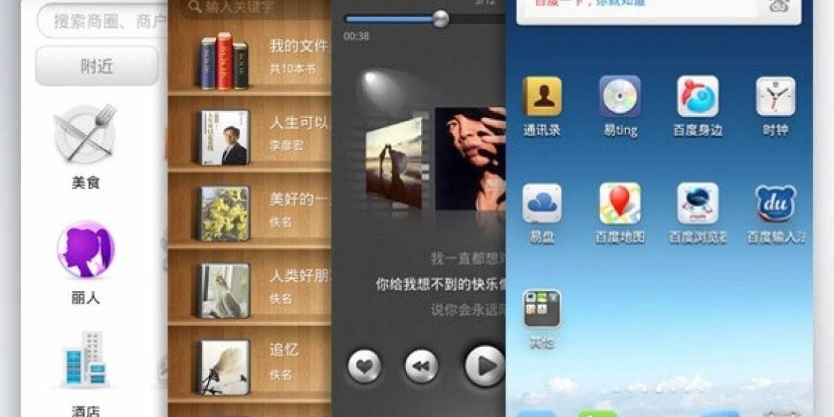 Baidu Yi: Una AppStore de chinos... y de Android
