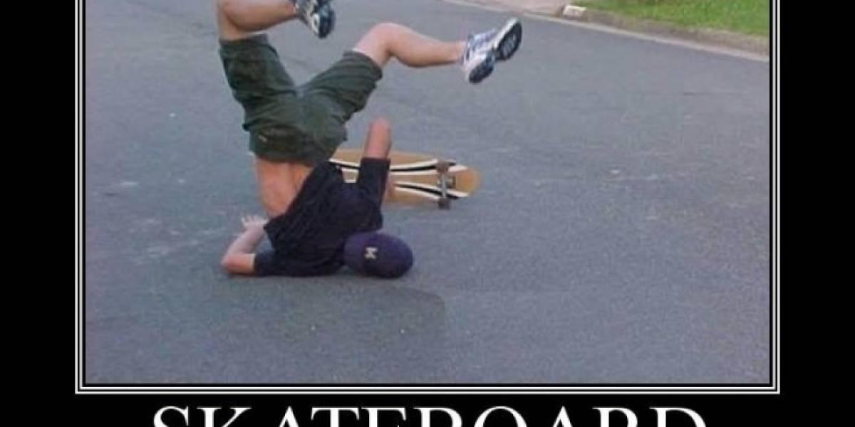Tony Hawk Skateboarding se queda sin ruedas este año
