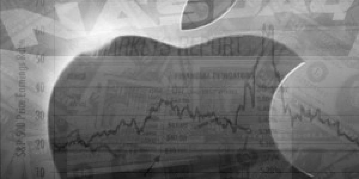 Las acciones de Apple caen tras renuncia de Steve Jobs como CEO de Apple