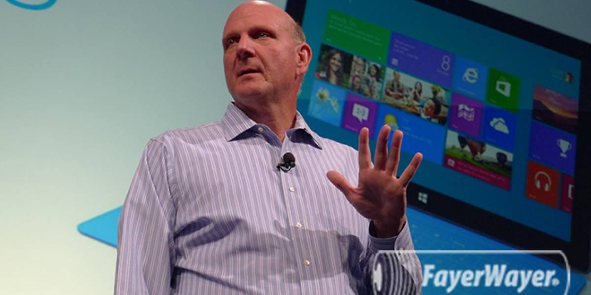 Ex ejecutivo de Microsoft acusa a Ballmer de presionar a los rivales para mantenerse en el poder