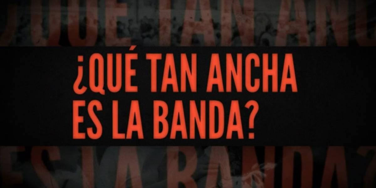 """Chile: """"Esto no tiene nombre"""" investigará la velocidad de Internet"""
