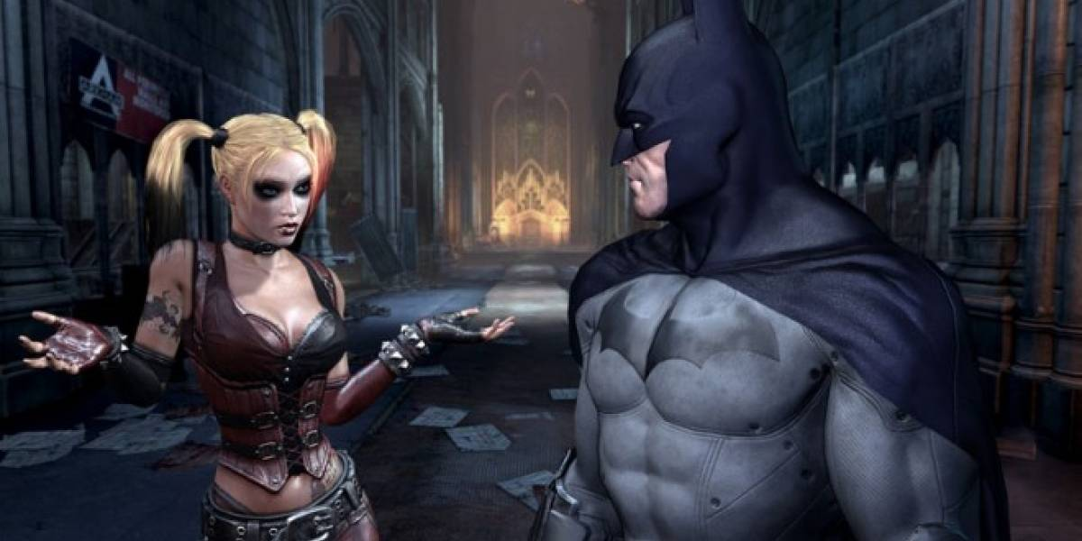 Un breve vistazo a Batman: Arkham City