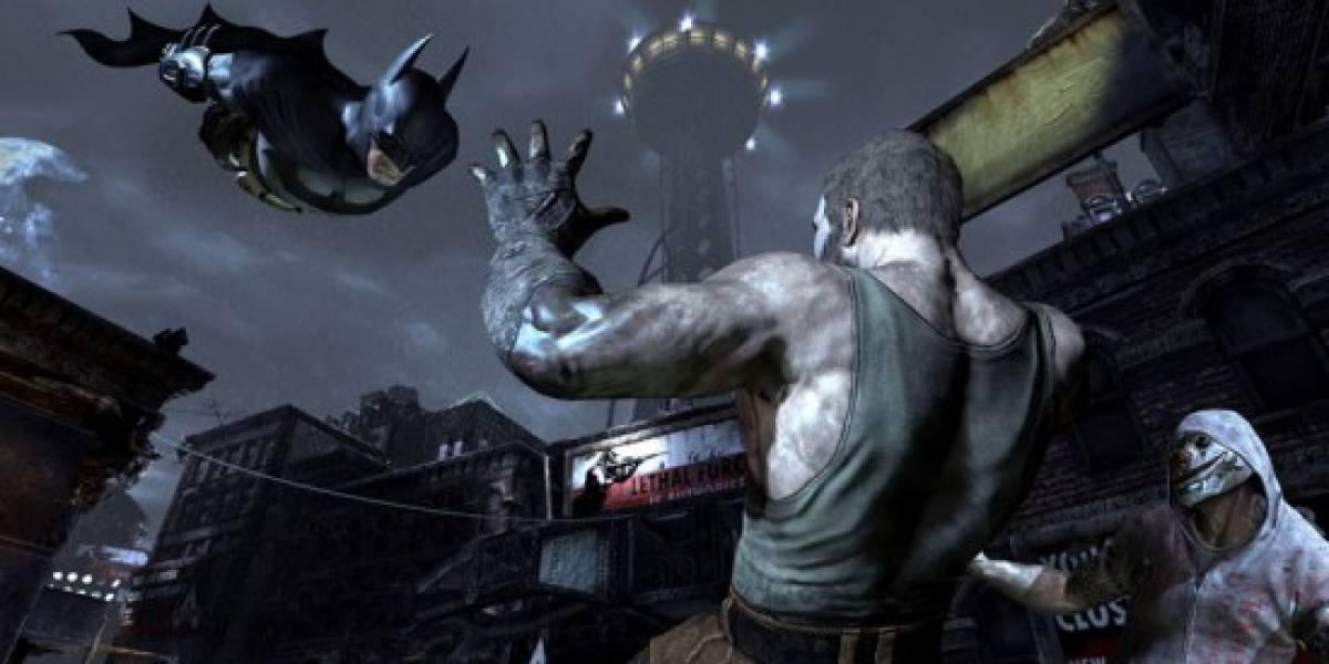 Interrogarás matones (violentamente) en Batman: Arkham City