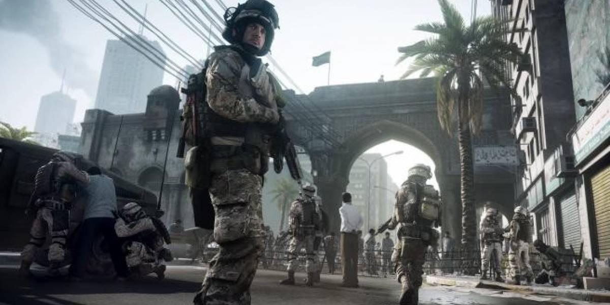DICE está considerando 3D y Move para Battlefield 3