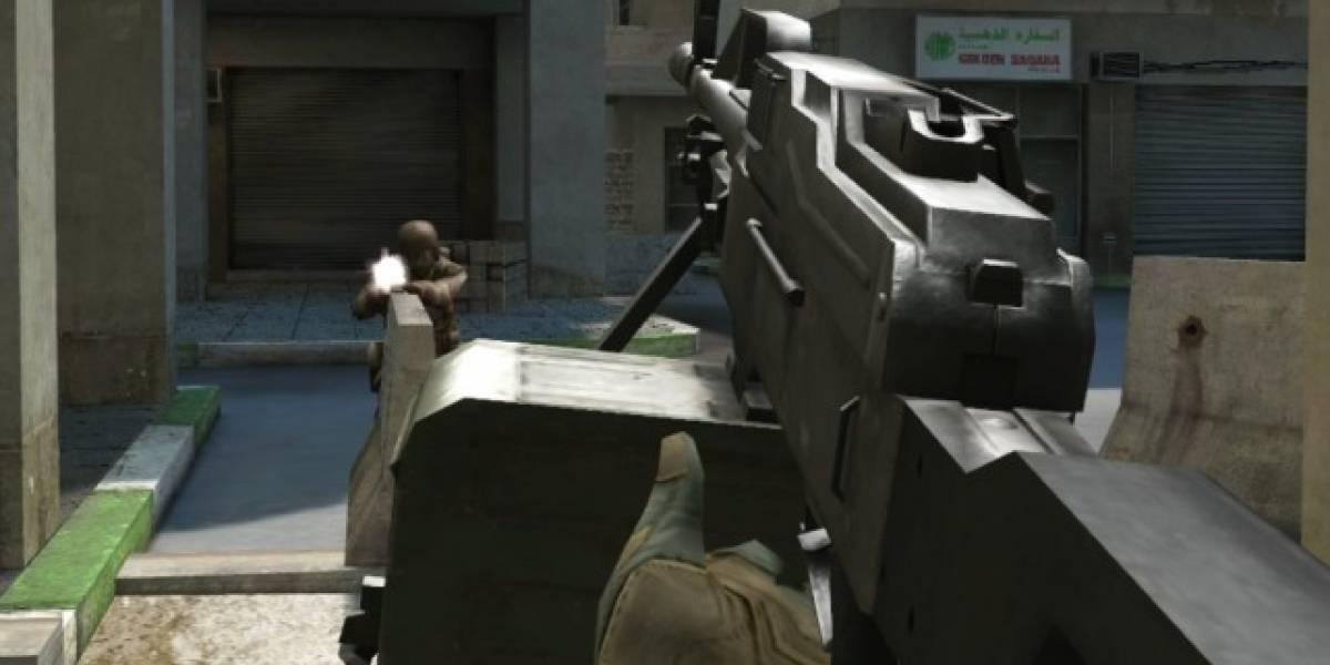 Battlefield 3 lleva la guerra a iOS
