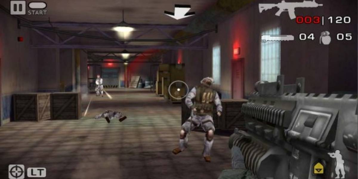 Llega Battlefield: Bad Company 2 al Xperia Play